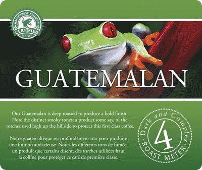 Muldoons Coffee Guatemalan Blend