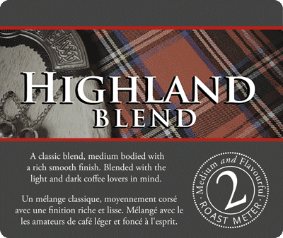 Muldoons Coffee Highland Blend