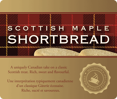 Muldoons Coffee Scottish Maple Shortbread Blend