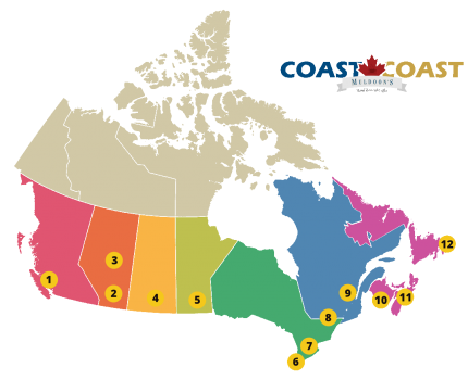 Muldoons Coffee Distribution Partners in Canada