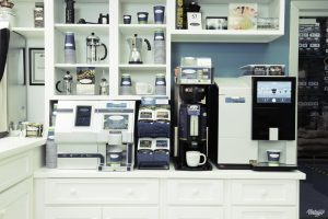 Muldoon's brewing machines- CX3 Touch, Cafe Barista, VKI Touch