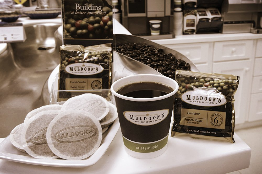 Muldoon's Coffees - Singles & Whole Beans